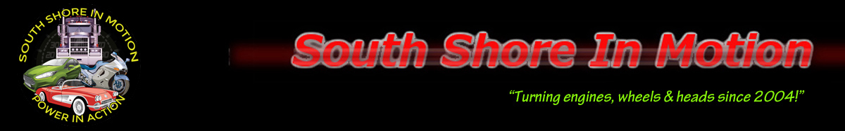 South Shore in Motion logo
